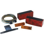 WATERPROOF LOW-PROFILE TAILLIGHT KIT