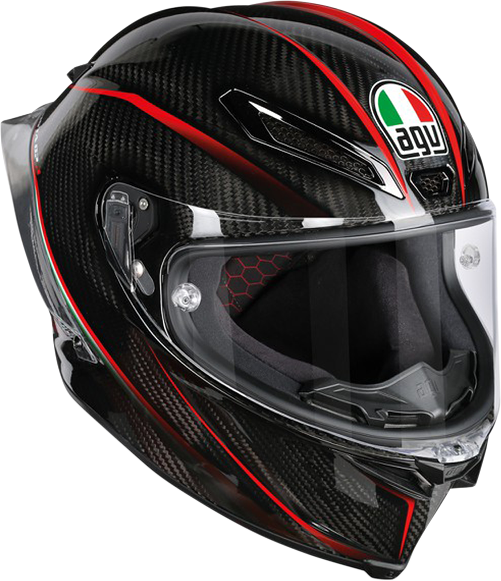 Agv Mens Pista GP R Full Face Motorcycle Riding Street Road Racing Helmet