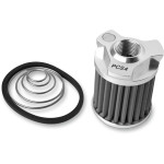 RE-USABLE OIL FILTERS
