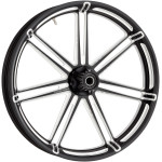 FRONT FORGED ALUMINUM WHEELS