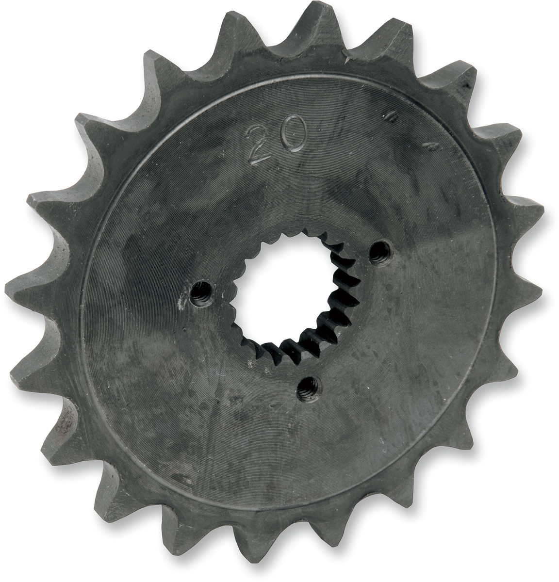 Drag Specialties 21 Tooth Mainshaft sprocket for 84-90 Harley Sportster XLH XR