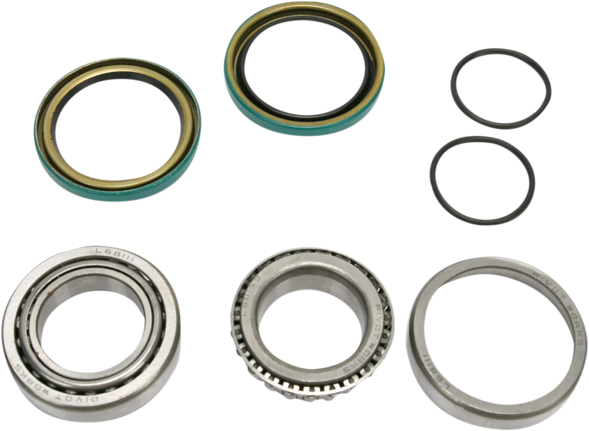Polaris Trail Blazer 250 1999-2006 Rear Axle Wheel Carrier Bearings /& Seals