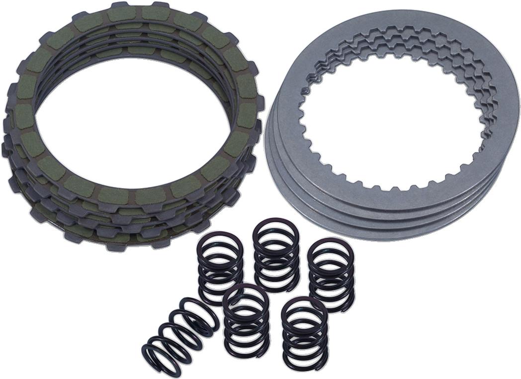 Barnett Clutch Plates & Spring Kit for 14-16 Honda MSX125 Grom