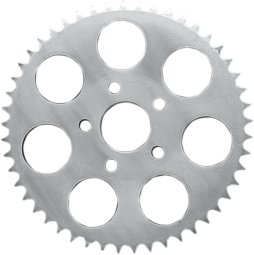 Drag Specialties Chrome 51 Tooth Rear Sprocket for 82-85 Harley Sportster XLX