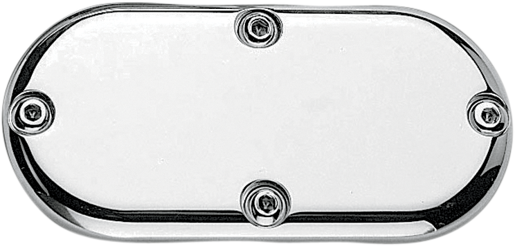 Pro One Chrome Smooth Inspection Cover for 70-06 Harley Dyna Touring Softail FLH