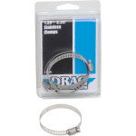 STAINLESS STEEL WORM CLAMPS