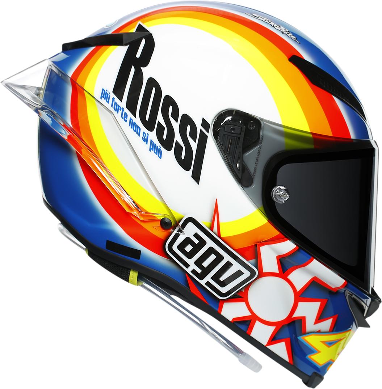 AGV Pista GP RR Winter Test Motorcycle Riding Street Racing Fullface Helmet