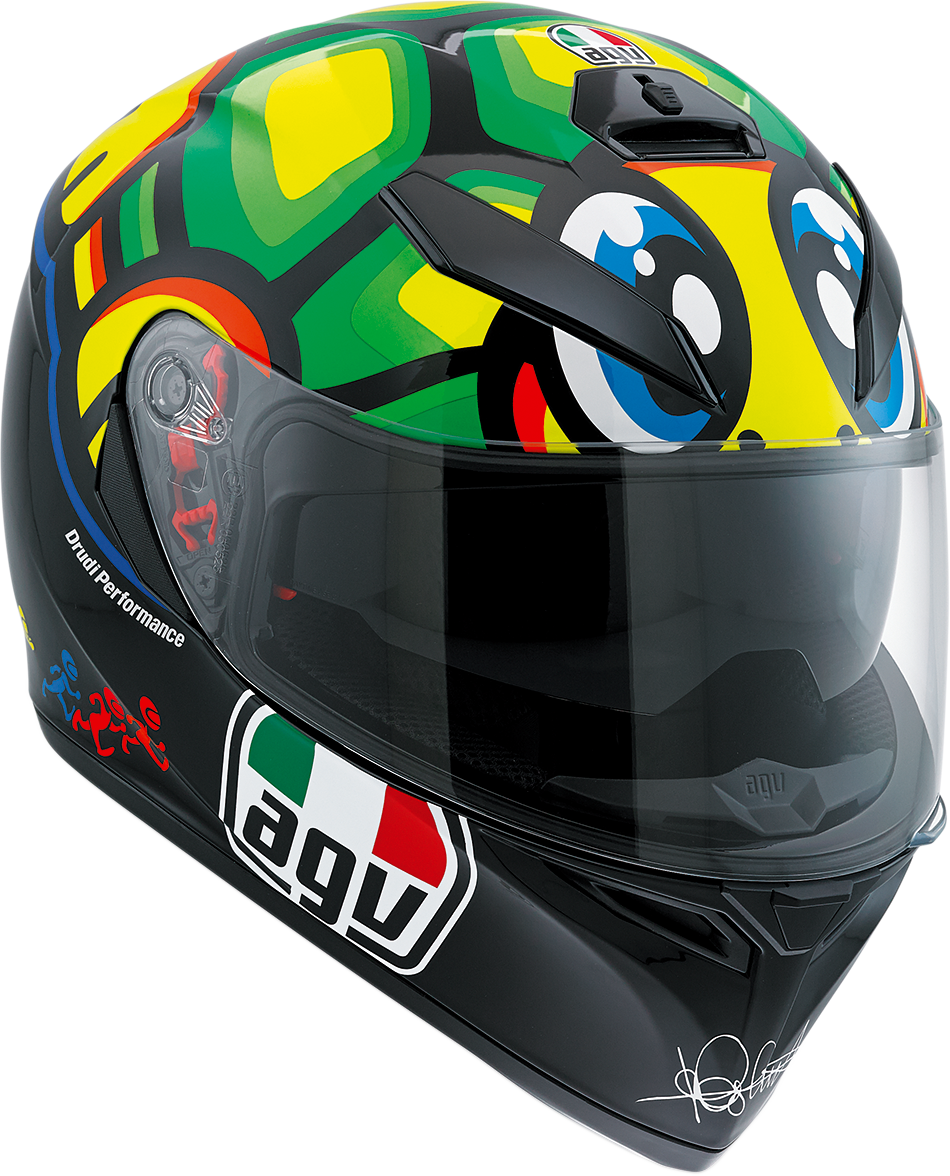 Agv K3 SV Taratuga Unisex Full Face Motorcycle Riding Street Racing Helmet
