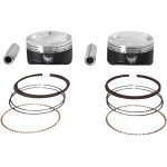 "HIGH-PERFORMANCE 107"" PISTON KIT"