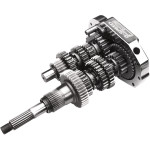 6-SPEED OVERDRIVE SUPER GEAR KITS