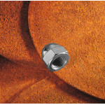 ACORN FRONT BELT DRIVE PULLEY NUT