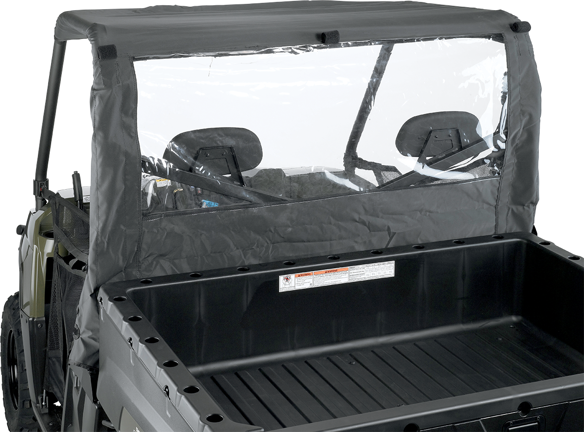 Moose utility Black Utv Side by Side Soft Top for 09-14 Polaris Ranger 700 800