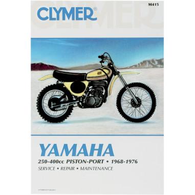 CLYMER YAM250-400 PSTPORT