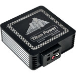 TITAN 2-CHANNEL AUDIO AMPLIFIER