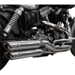 SLASH-CUT SLIP ON MUFFLERS