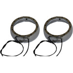 PASSING LAMP TRIM RINGS WITH WHITE DRL AND LED TURN SIGNALS