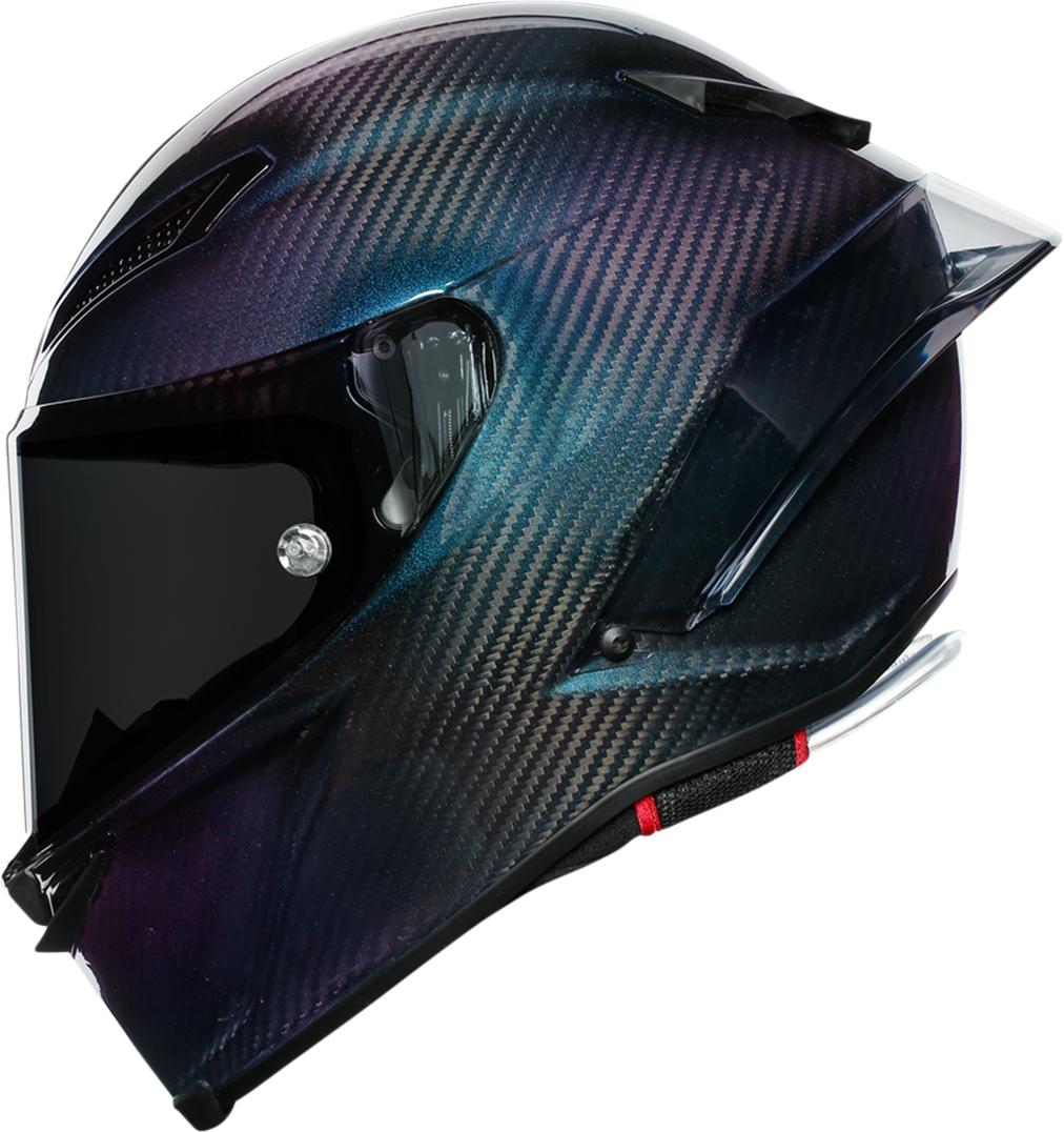 AGV Pista GP RR Iridium Carbon Motorcycle Riding Street Racing Fullface Helmet