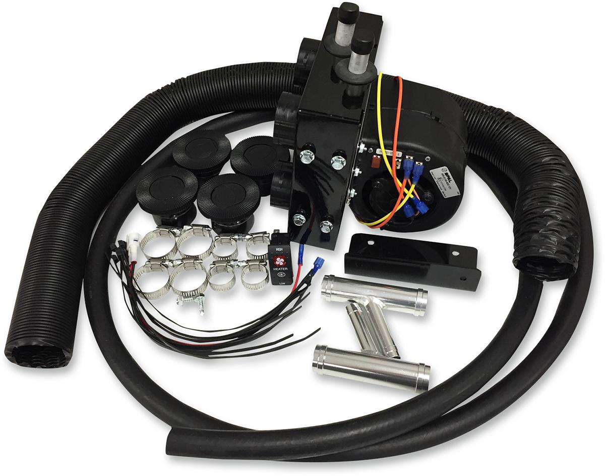 Moose Utility UTV Side by Side Cab Heater for 14-17 Yamaha Viking YXM700