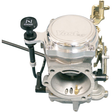 COVER,CV CARB TOP W/CHOKE | Products | Drag Specialties®