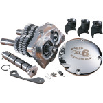 6-SPEED TRANSMISSION GEAR SET FOR XL AND BUELL