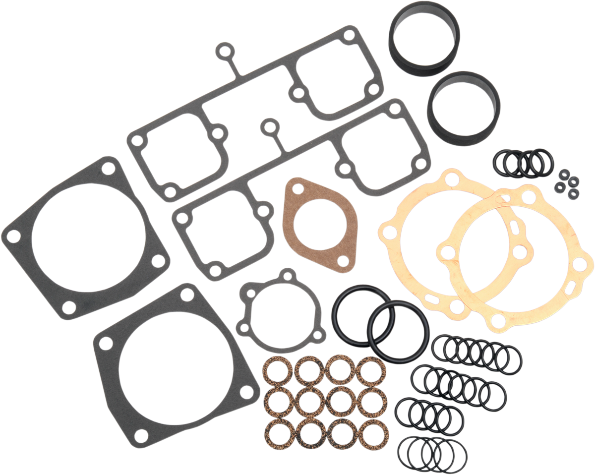 James Gasket OEM Top End Gasket Kit for 73-85 Harley Sportster XLCH XLH XLX XR