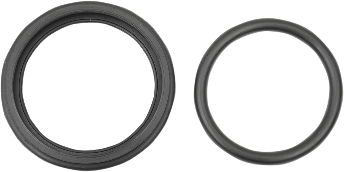 Cycle Pro Front Rear Caliper Seal Kit 72-80 Harley Dyna Touring FL FLH FXB FXS