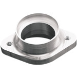 BILLET FLANGE ADAPTER FOR SPIGOT-TYPE CARBS