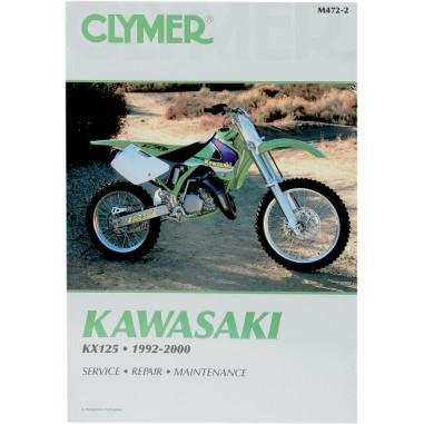CLYMER KAW KX125