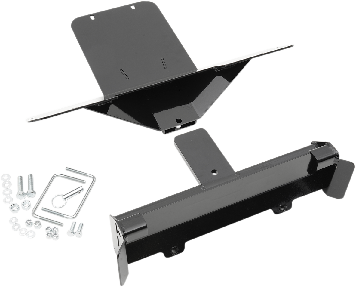 Moose RM4 UTV Snow Plow Mount Plate Kit for 2017 Kawasaki KAF 400 Mule SX 4x4