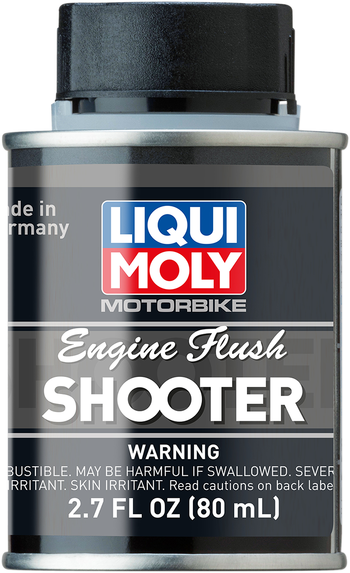 Liqui Moly Motorcycle Offroad Side by Side Engine Flush Shooter Solvent Cleaner