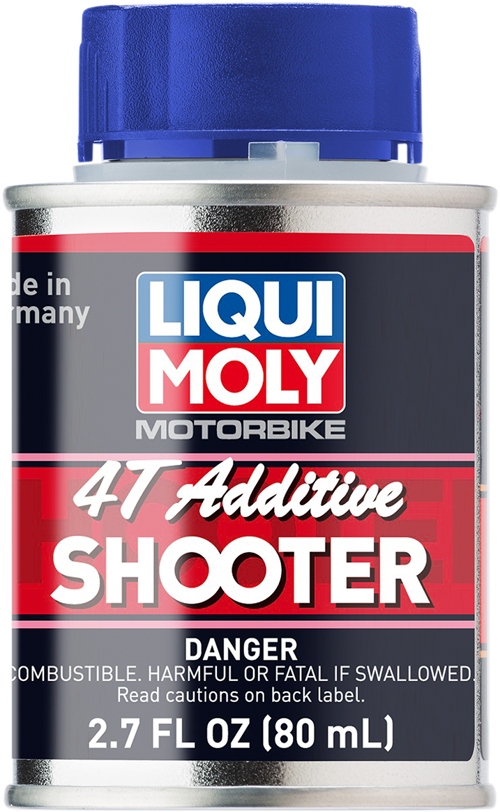 Liqui Moly 2.7 oz Motorcycle Atv Utv Offroad Dual Sport 4 Stroke Fuel Additive