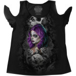 WOMEN'S CURVY SHIRTS AND TANK TOPS