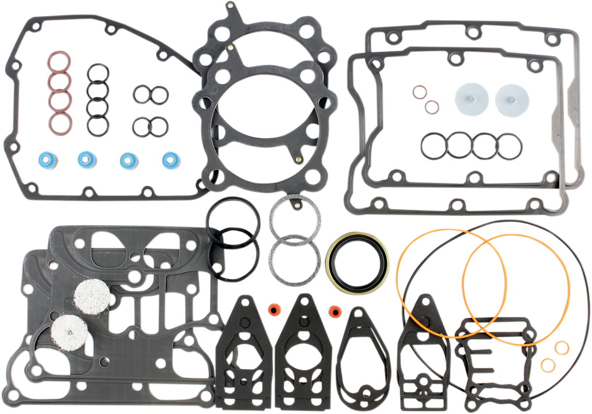 "Cometic 110"" Big Bore Engine Motor Gasket Kit 07-17 Harley Touring Softail Dyna"