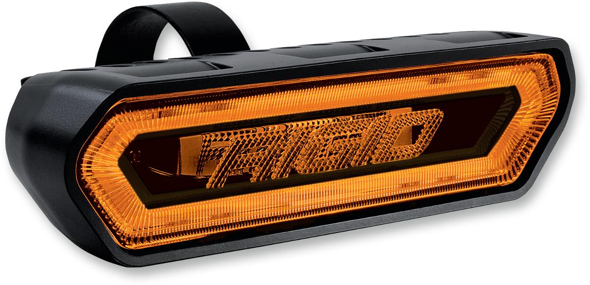 Rigid Industries Amber Rear LED Universal Offroad ATV UTV Side by Side Taillight