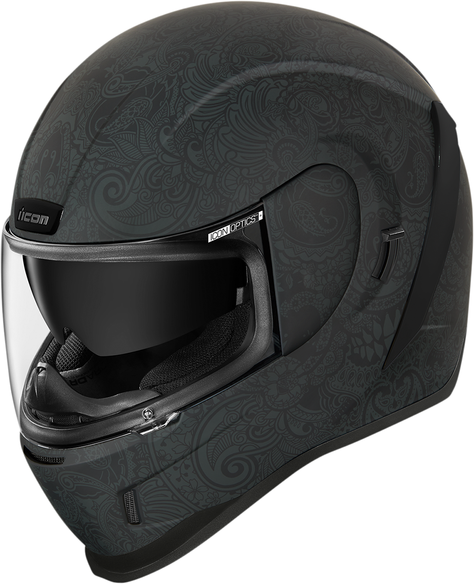 Icon Airform Unisex Adult Motorcycle Riding Street Racing Full Face Helmet