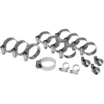 RADIATOR HOSE KITS AND CLAMP KITS
