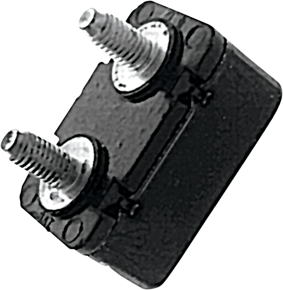 Standard Motor Products 50 Amp 2 Stud 12 Volt Circuit Breaker for Harley