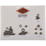 12-POINT AND OEM-STYLE, POLISHED STAINLESS STEEL CUSTOM TRANSFORMATION III KITS