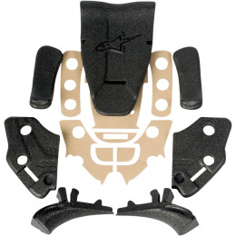 ACCESSORIES/REPLACEMENT PARTS FOR CARBON BIONIC NECK SUPPORT AND BIONIC NECK SUPPORT SB