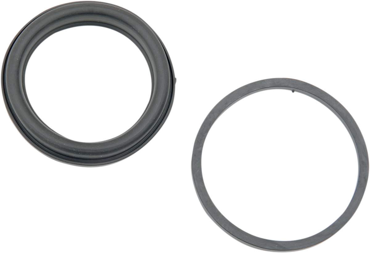 Cycle Pro Rubber Rear Brake Caliper Seal Kit 87-99 Harley Dyna Softail Sportster