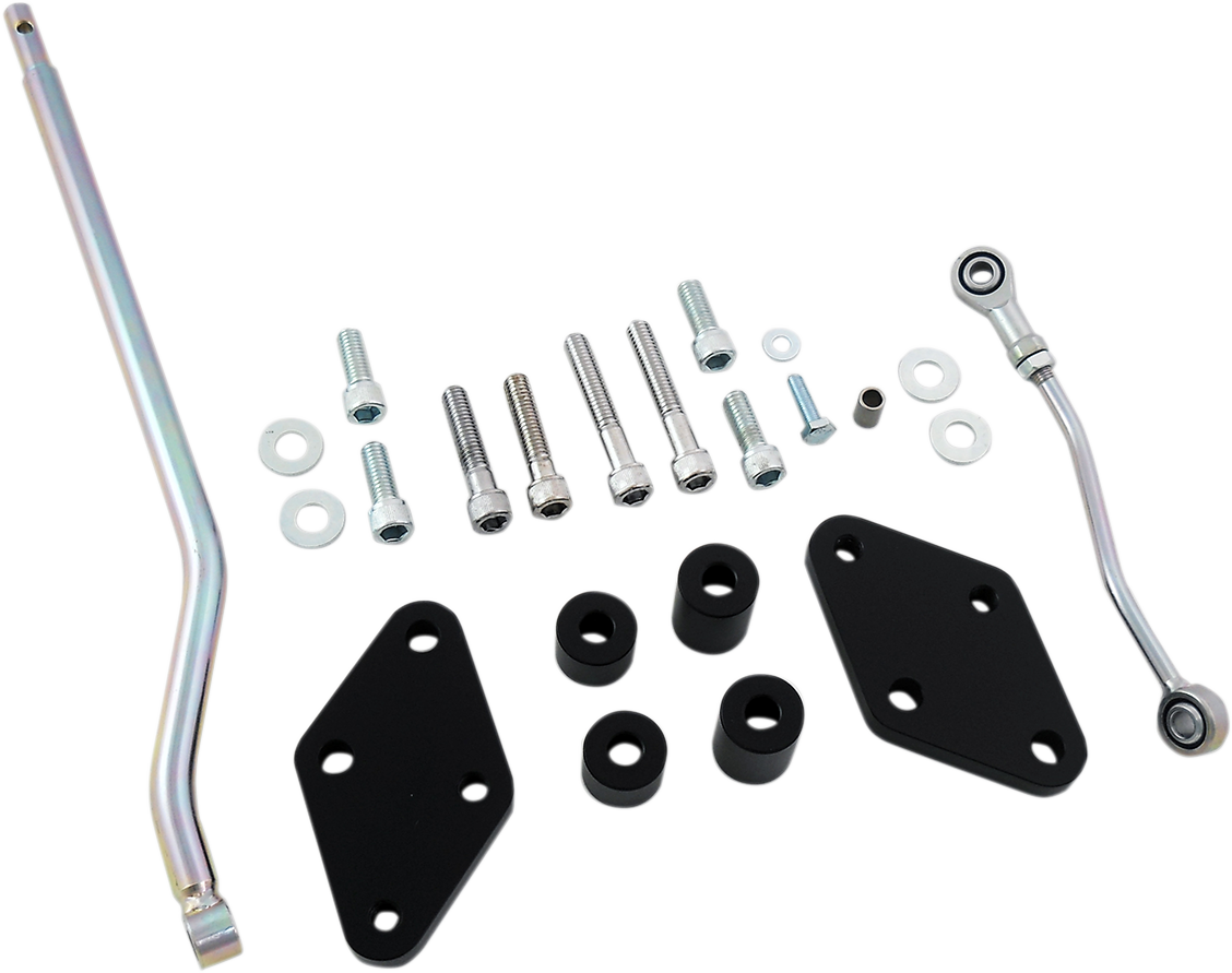 "Drag Specialties Forward Controls -2"" Relocation Kit for 14-19 Harley Sportster"