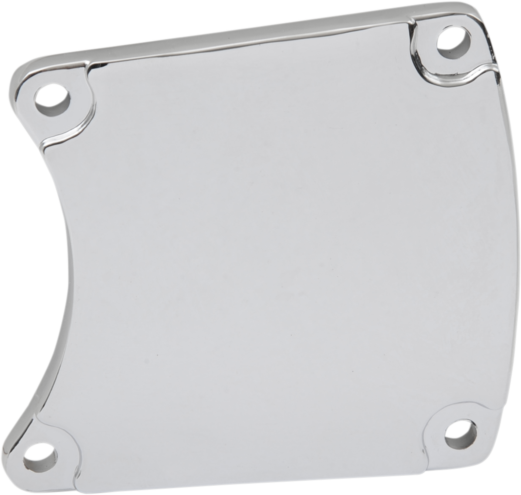 Drag Specialties Chrome Stock Replacement Inspection Cover 85-06 Harley FLT FXR