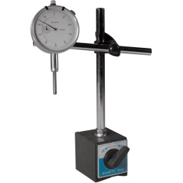 DIAL INDICATOR GAUGE WITH MAGNETIC BASE
