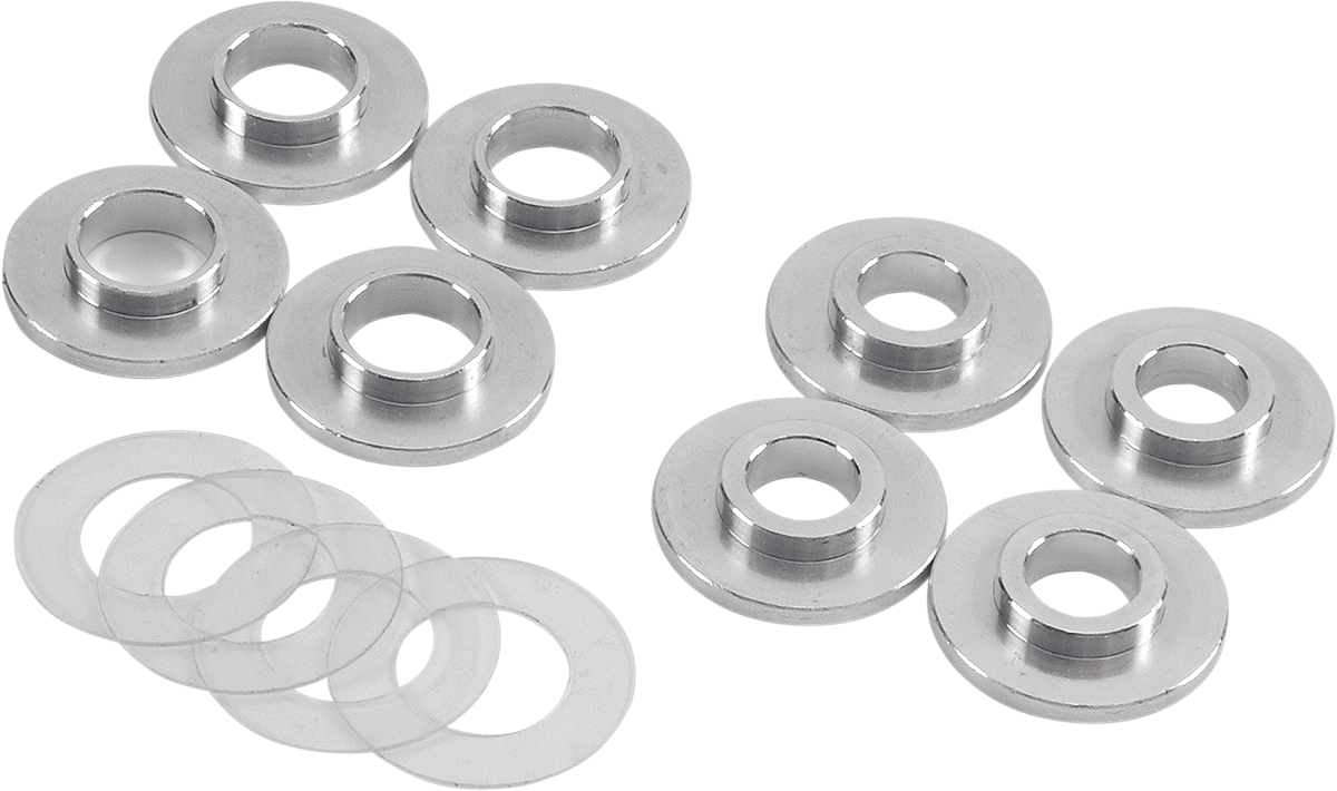 Drag Specialties Breather Bolt Washer Kit for 93-17 Harley Dyna Touring Softail