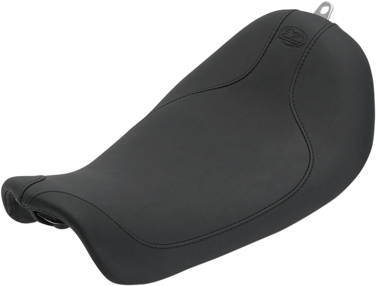 Mustang Runaround Low Profile Motorcycle Solo Seat 06-17 Harley Dyna FXDB FXDL