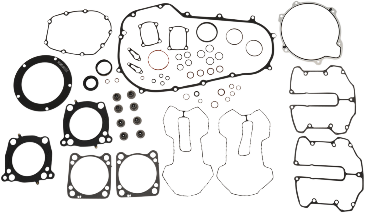Cometic Complete Engine Primary Gasket Kit for 17-19 Harley M8 Touring FLHR FLHX
