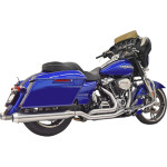 STAINLESS STEEL TRUE-DUAL EXHAUST SYSTEM