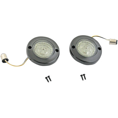 PROBEAM® FLAT BEZEL DYNAMIC RINGZ LED FRONT TURN SIGNAL