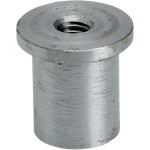 BLIND THREADED STEEL BUNGS