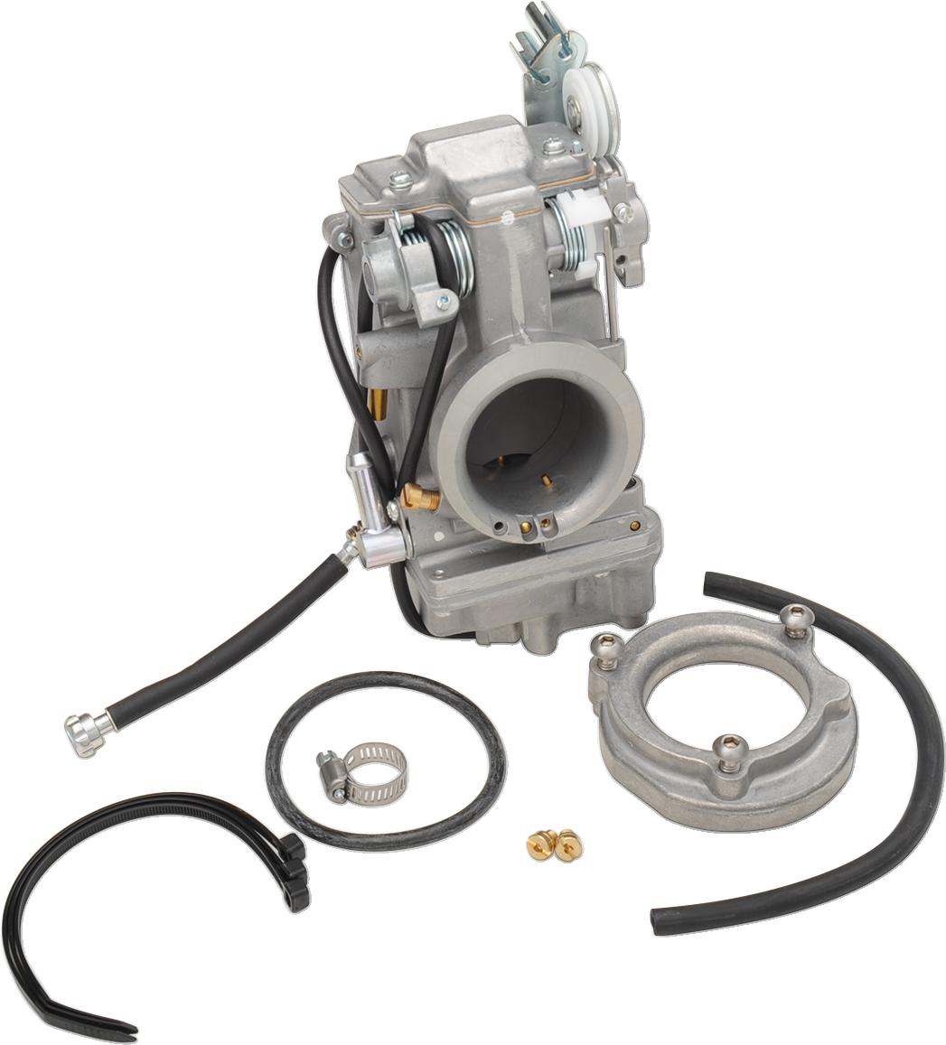 Mikuni Smoothbore HRS42 Carburetor Kit for 94-06 Harley Buell Sportster Lighting
